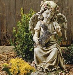Are You Looking For Garden Angel Statues? Find A Beautiful Selection Of  Angel Statues Here