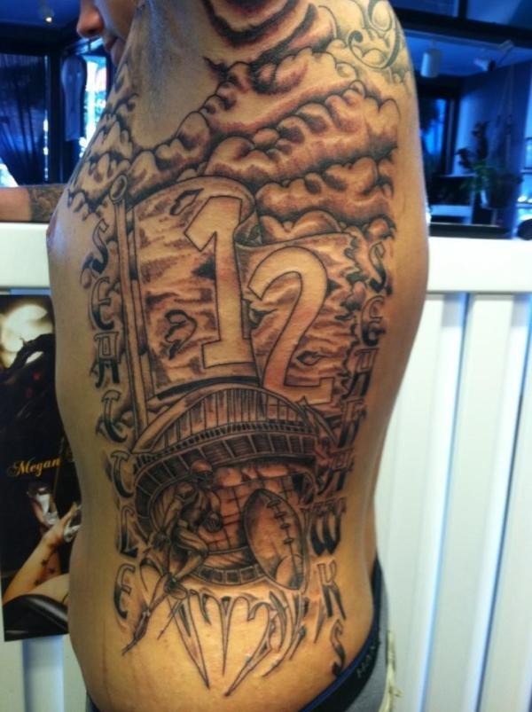 Seahawks seattle seahawks sports pinterest for Anchor tattoo seattle