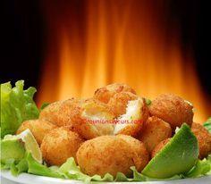 Beignets pomme de terre
