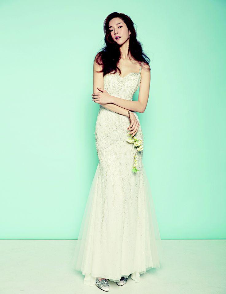 Osheare wedding dress