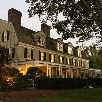 The Mayflower Inn and Spa in Washington, CT | 12 New England Inns That Are Total Gilmore Goals