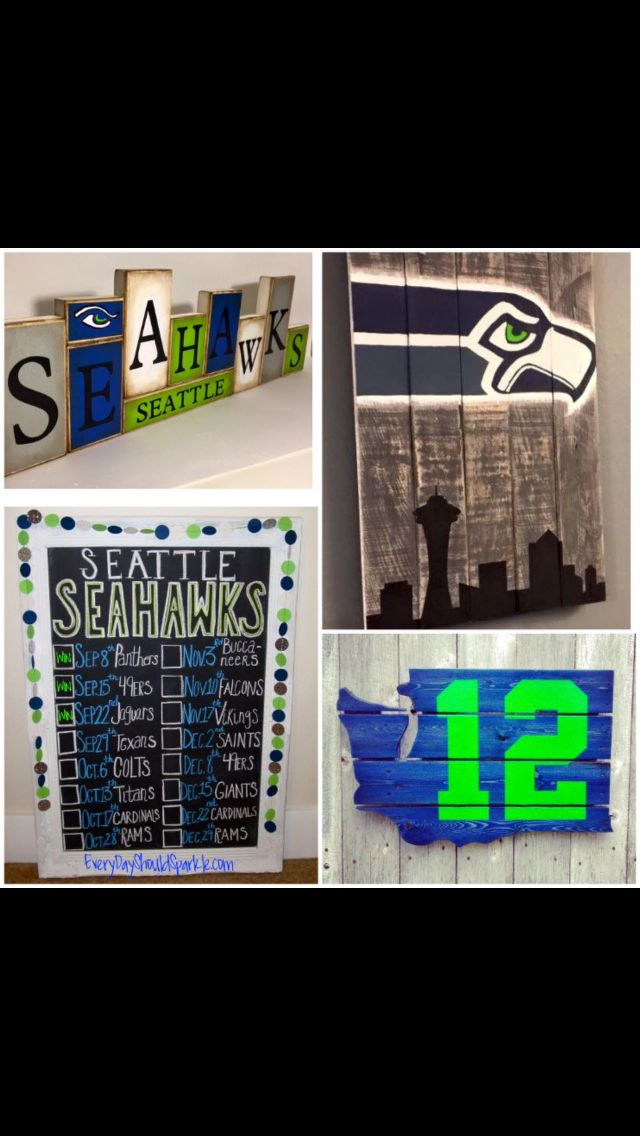 Love the idea of the calendar!! Diy football! Except it should be Dallas Cowboys theme!!