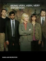 (Top 5 Comedies) Hilarious characters! Love Parks and Recreation!