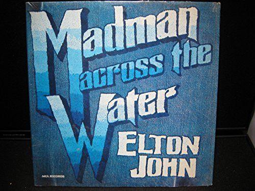 Elton John-Madman Across The Water [LP]