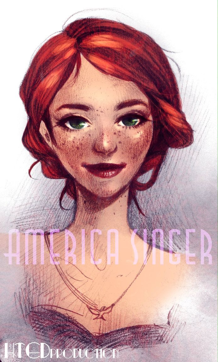 America Singer by hantinexd on DeviantArt