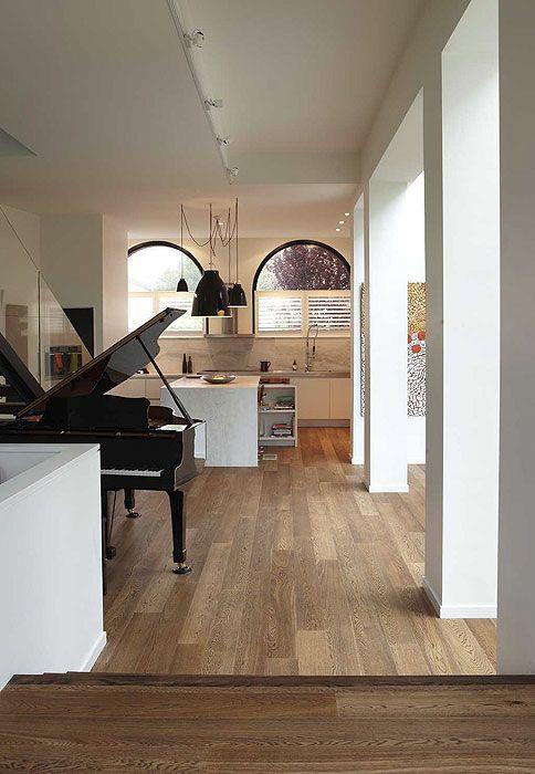 American Oak in Smoked and Black | Royal Oak Floors