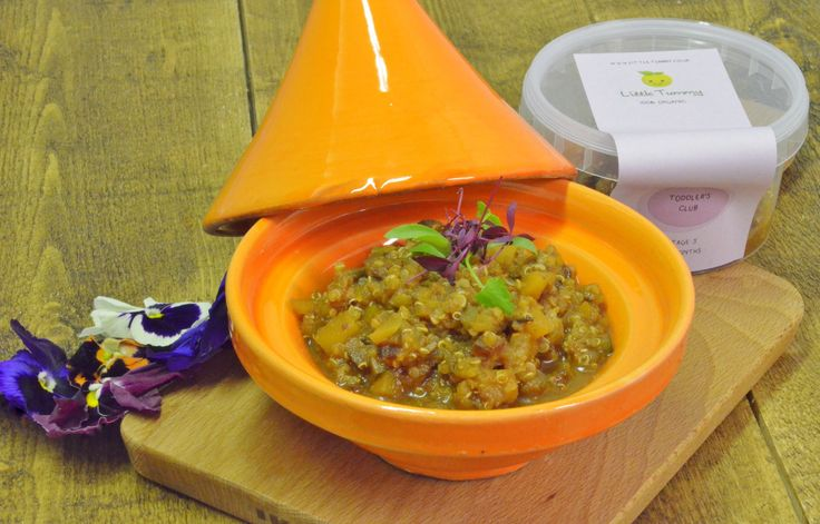 Organic Baby Food - Lamb Tagine with Quinoa..... http://littletummyuk.blogspot.in/2015/09/organic-baby-food-lamb-tagine-with.html
