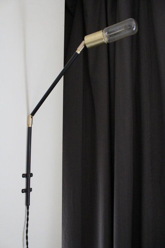 2 Swivel Wall Lamp by JonesCountyRoad on Etsy - $125