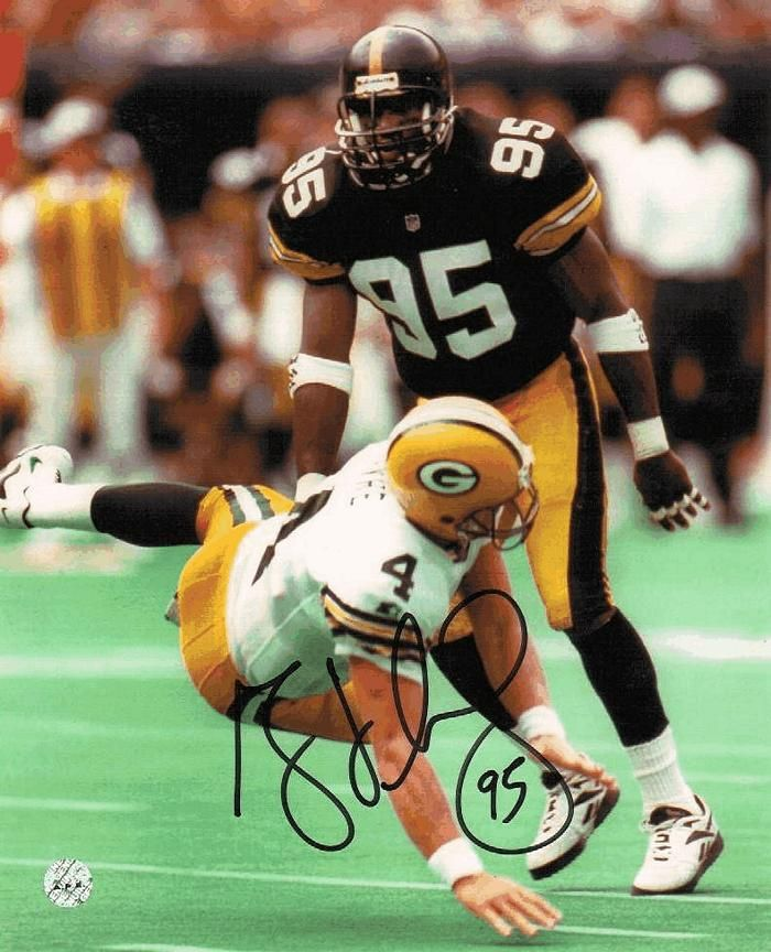 Greg Lloyd - Pittsburgh Steelers