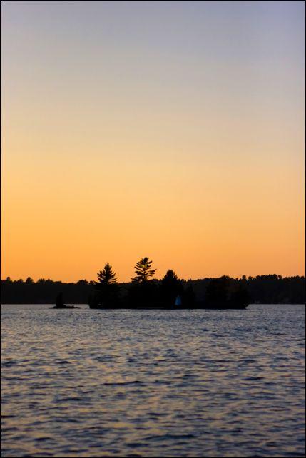 Lake Muskoka Sunset