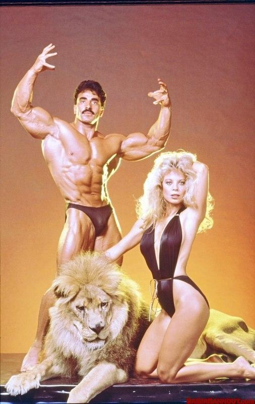 #    Like, repin, share! Thanks :)    Check out Samir Bannout winning the 1983 IFBB Mr Olympia - http://www.primecutsbodybuildingdvds.com/The-Golden-Age-Of-Muscle-Part-1-198283-Mr-Olympia