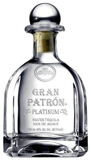 AMERICANcocktails.com - Gran Patron Platinum Tequila Review