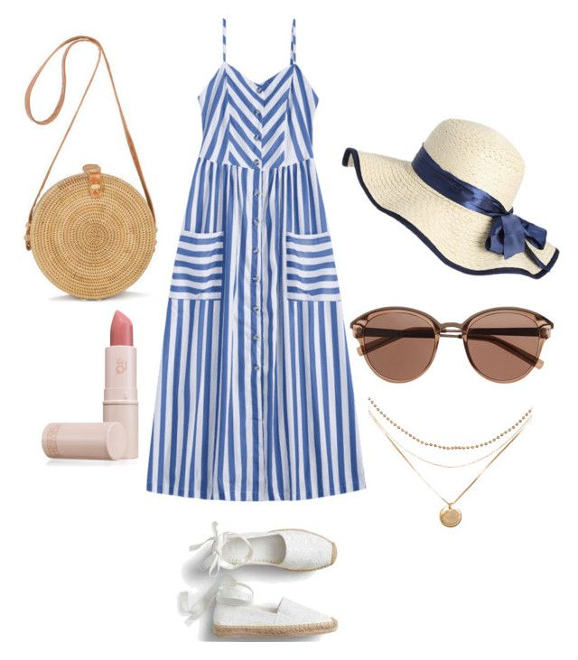 """Heatwave sun"" by penkreitto on Polyvore featuring Lipstick Queen and Witchery"