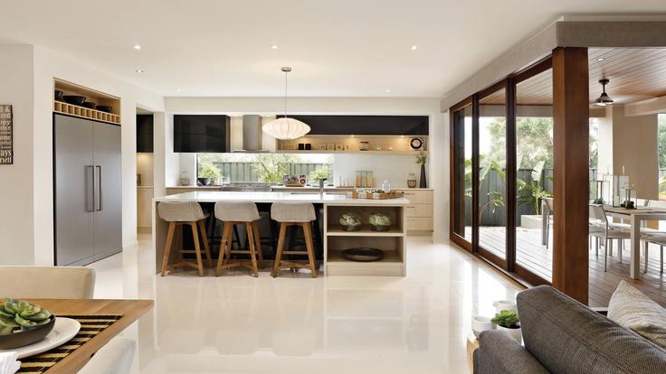 Pavillion  kitchen