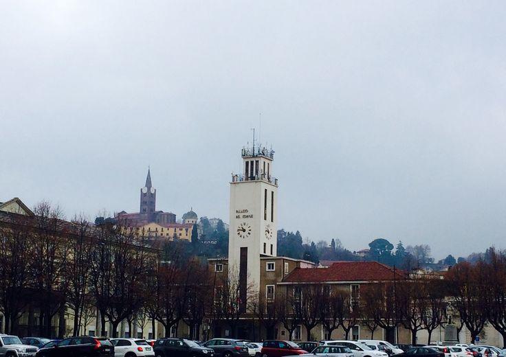Piazza Vittorio Veneto Pinerolo (TO)
