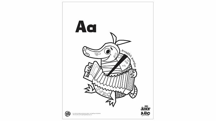 ABC Animal Orchestra Coloring Book