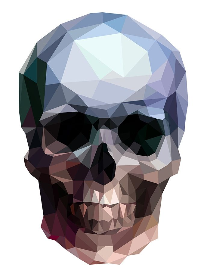 Visual trends 2015: double-exposure photos, low-poly images and zentangles