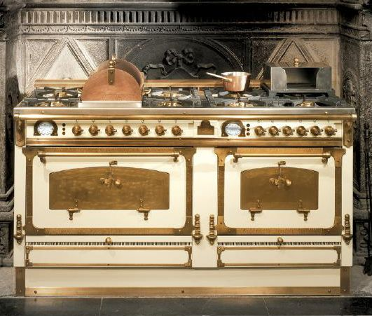 French Kitchen Stove: Kitchen Ideas, Kitchens And Kitchen Butlers Pantry