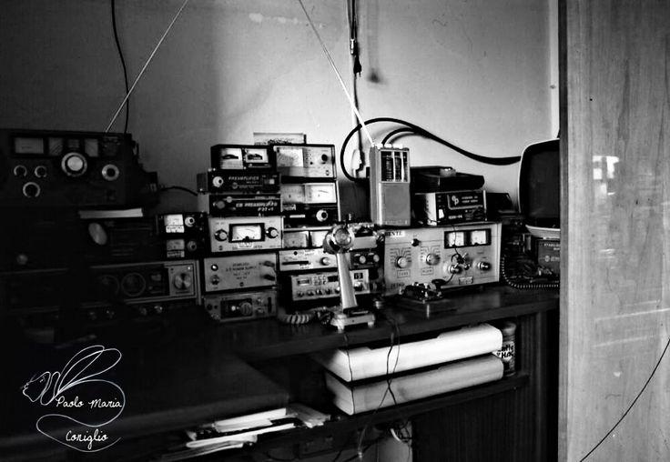 Stazione Radio CB Paoletto - 1980