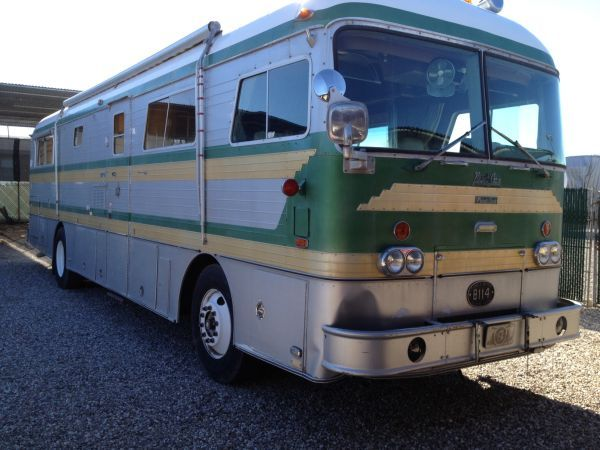 1976 Newell Rv 38 Ft 18 500 Vintage Rvs Luxury