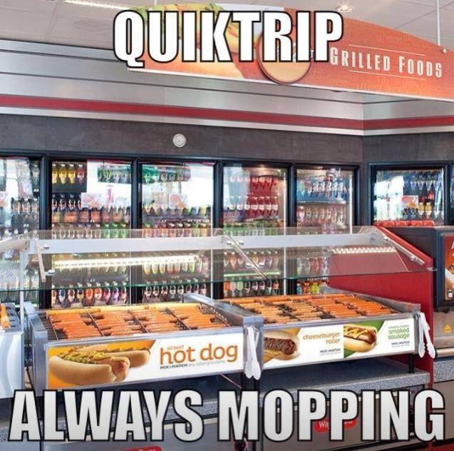 Free Hot Dog At Quiktrip