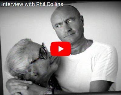 #NowPlaying 19 Apr.: Intimate interview with Phil Collins, 2017 – VIDEO: www.horizonsradio.it