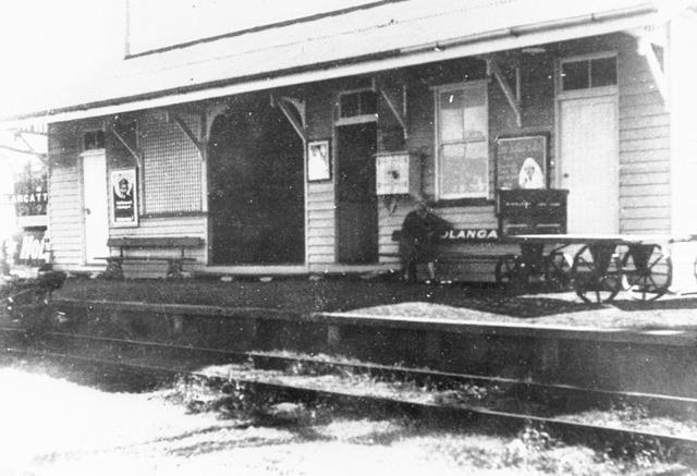 Coolangatta Railway Station | Gold Coast Qld History ...