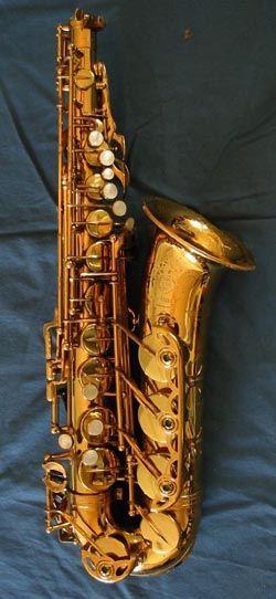 Selmer Mark VI vintage saxophone