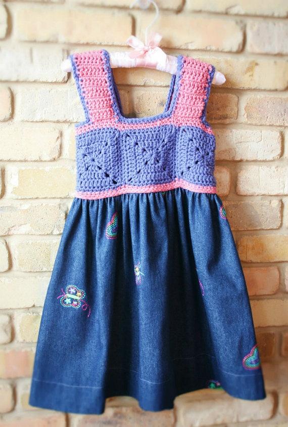 Garden Party Toddler Dress Size 3/4 by SweetPotatoPrincess on Etsy, $65.00
