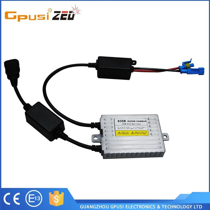 Factory Price Wholesale Auto Parts 35W canbus pro hid ballast X35R for truck