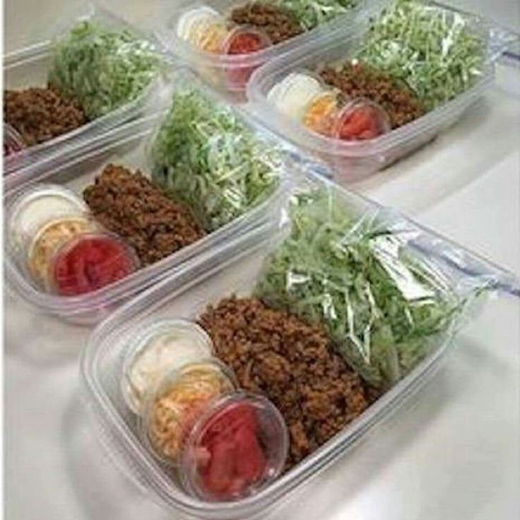 TAKE TO WORK TACO SALAD!!! <3 What a great idea!! Visit us: www.myincrediblerecipes.com