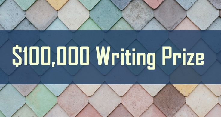 $100,000 Essay Prize for Creative Thinking