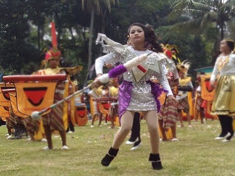 Marching Blek (marching band traditional, from salatiga city indonesian)