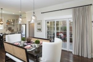 Window Treatments for Sliding Glass Doors - Drapery Street