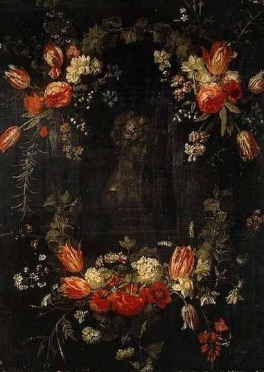 Frank Ykens Flemish Baroque painter  (1601-1693)