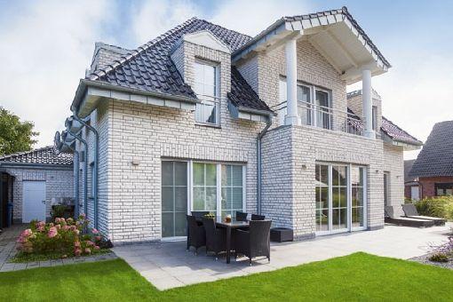Homeplaza - Sichtmauerwerk aus Kalksandstein vereint puristisches Weiß mit klaren Strukturen - Ästhetisch und authentisch