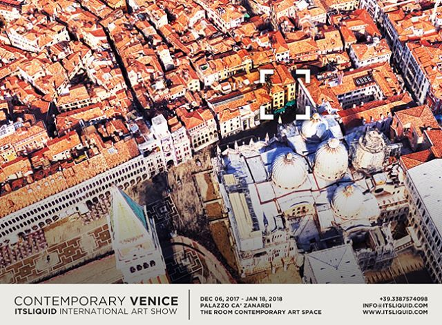 I am so honoured to have been selected for the CONTEMPORARY VENICE – ITSLIQUID International Art Show to showcase my latest work JOHAN | Cinematic 360° Film. (link in bio)  It runs from December 07, 2017 to January 18, 2018.  The exhibition aims to analyze the contemporary human lives and behaviours, the relationship between man and urban/natural backgrounds. The meditation about the daily contacts between humankind and contemporary phenomena is always the object of artistic investigation…
