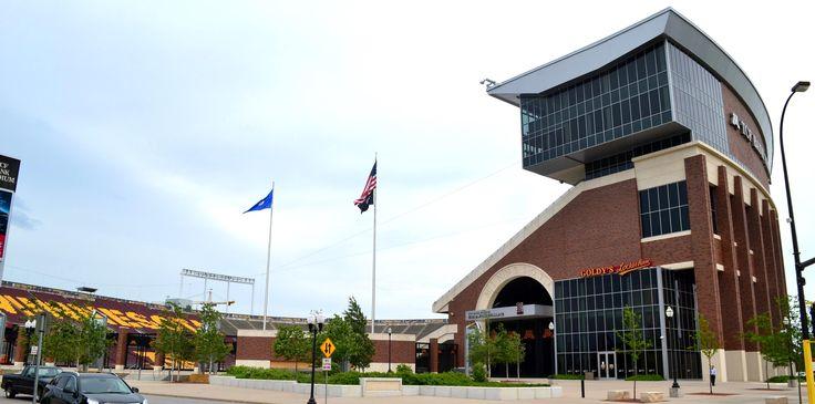 TCF Bank Stadium - Huge store open year-round!