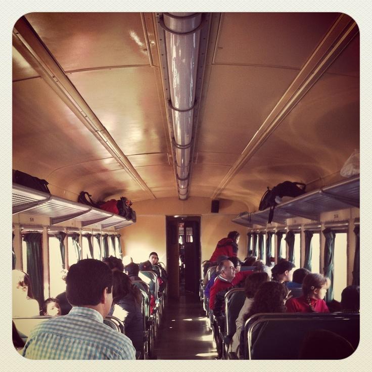 #Tren de la Araucanía