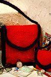 Free Purse Patterns | Free Tote Bag Patterns | Purple Kitty