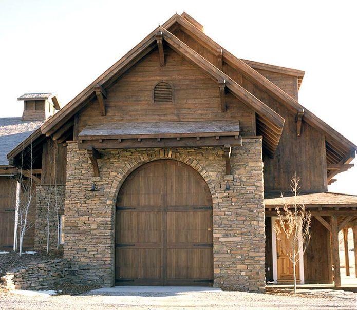 garage doors with stone 44 best rustic garage images on pinterest garage ideas dream