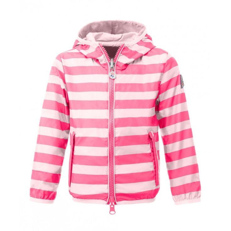 Куртка розовая детская INVICTA