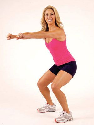 20 Minute Workout - Denise Austin Workout Routine - Woman's Day