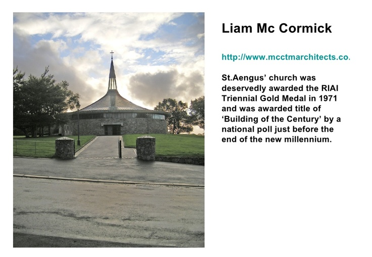 liam-mc-cormick-architecture by Damien Wilson via Slideshare