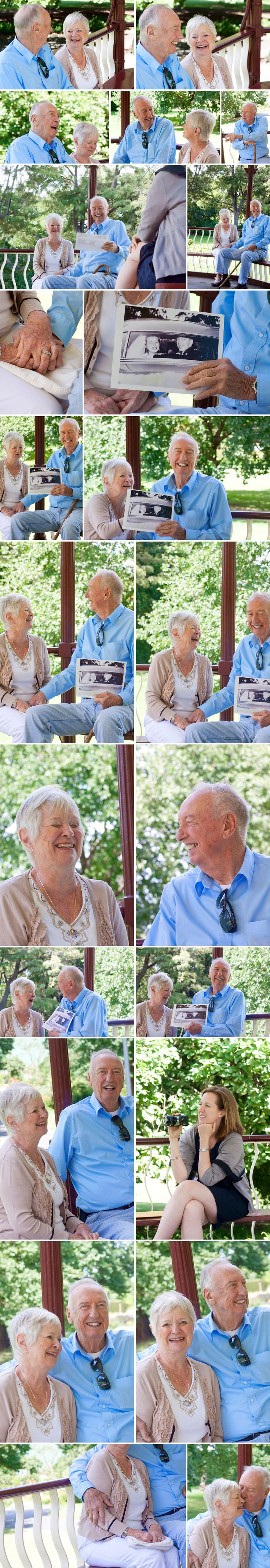 Super cute. I've wanted to photograph an older couple for a long time! Bride and grooms parents at the wedding?