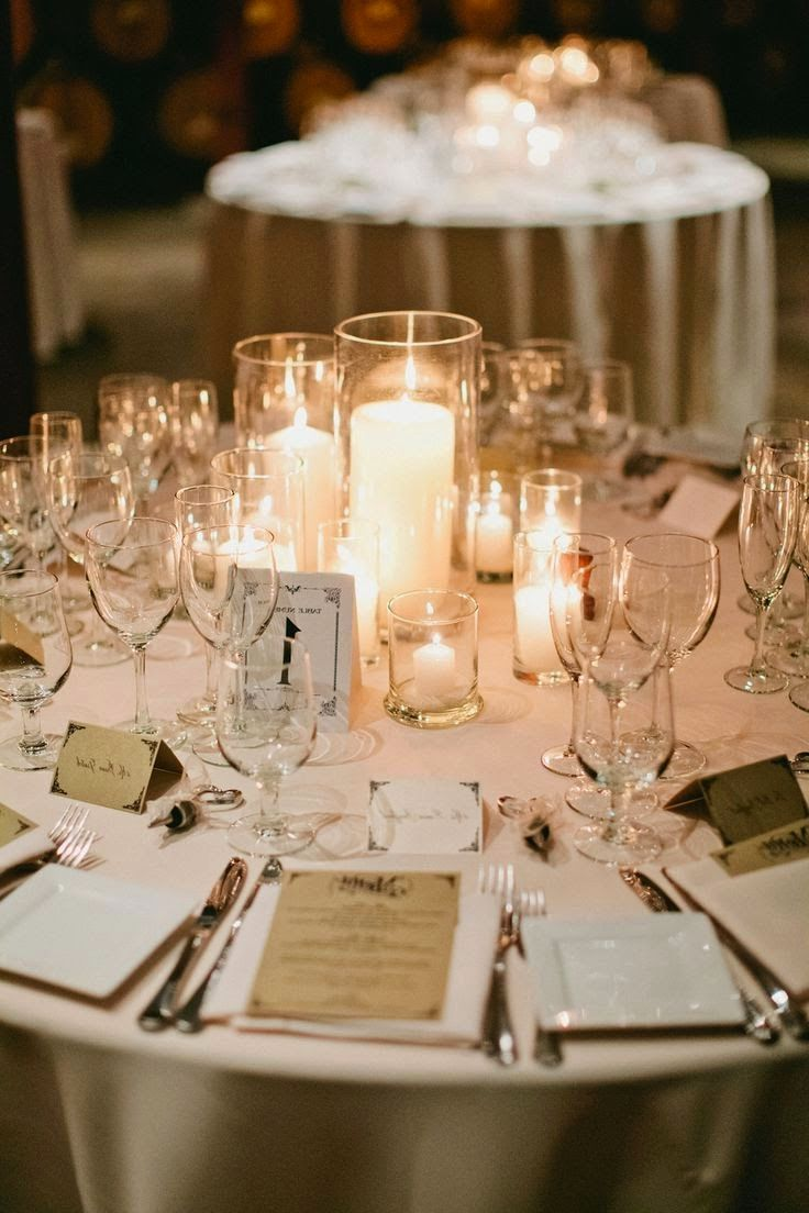 centerpieces for weddings without flowers wedding table 50th