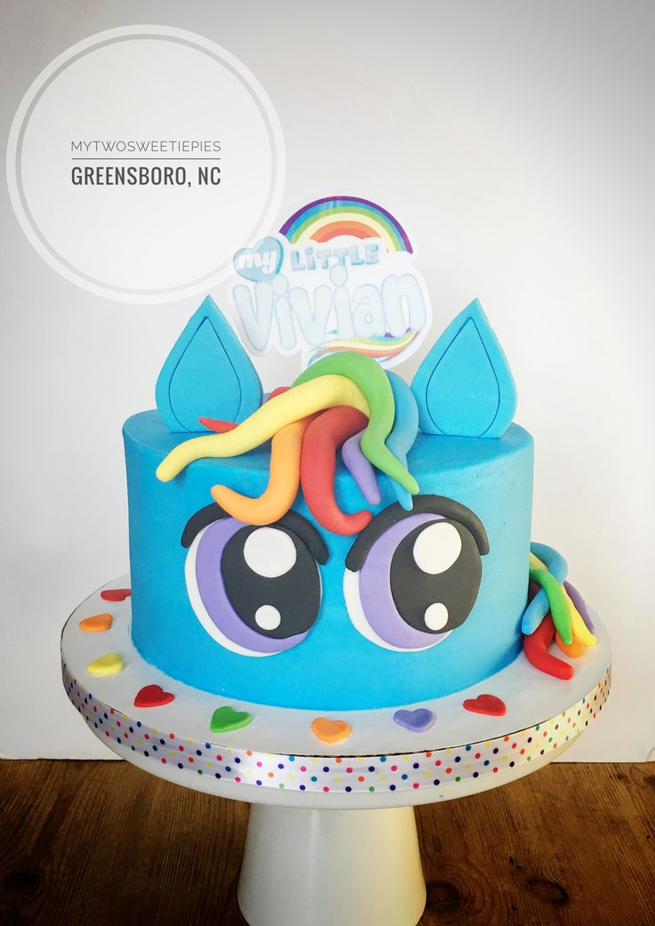 1000 ideas about rainbow dash cake on pinterest my for Rainbow dash cake template