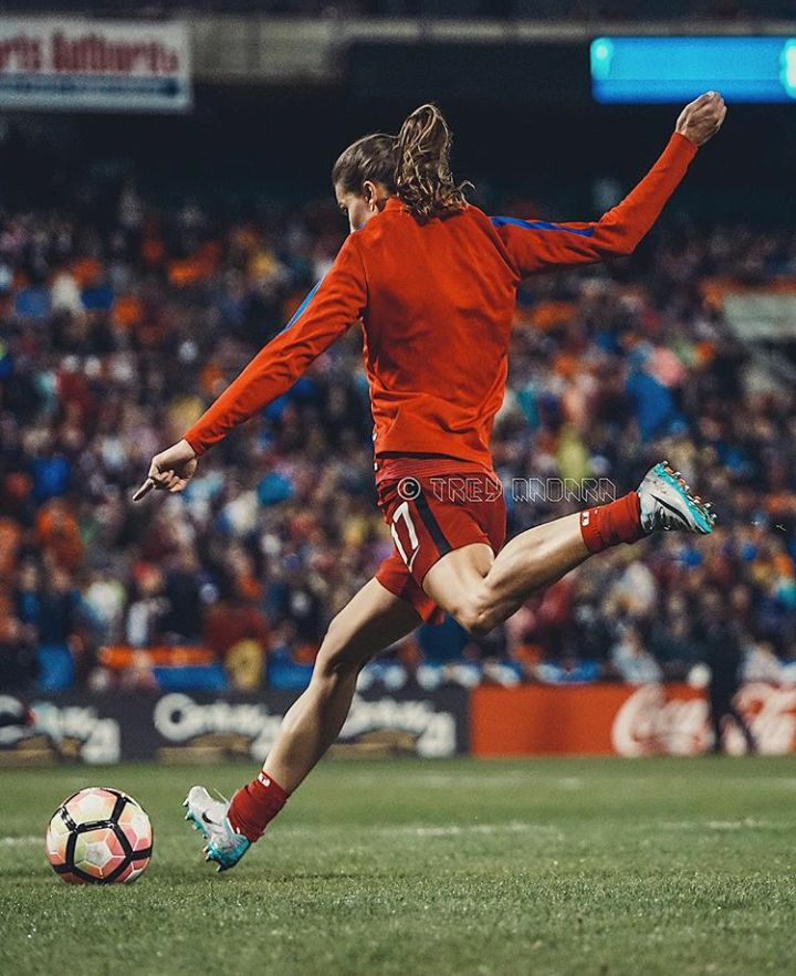 Tobin Heath || SheBelieves Cup 2017)