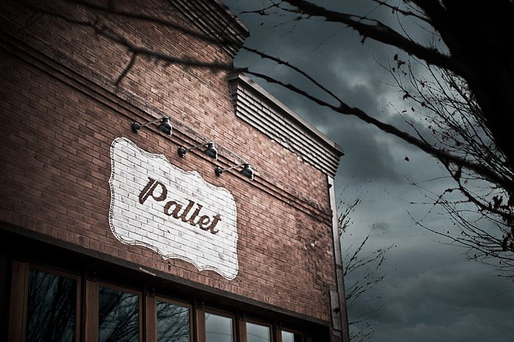 Pallet is the district newest restaurant. Haven't been yet? .. Go!