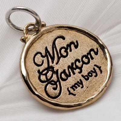 My boy charm #982 > RRP $AUD26.40 | PALAS Jewellery